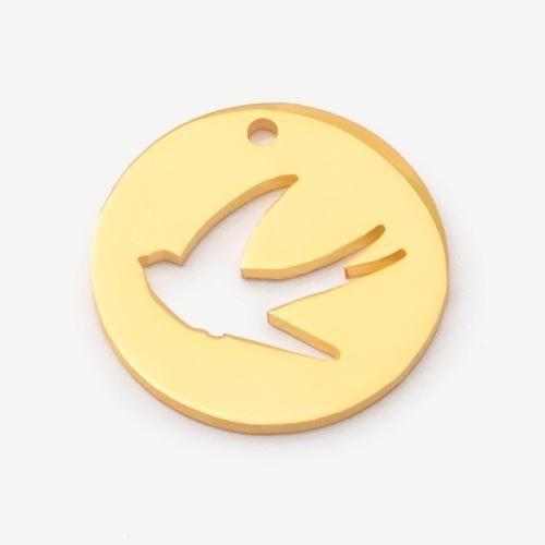Medalik jaskółka