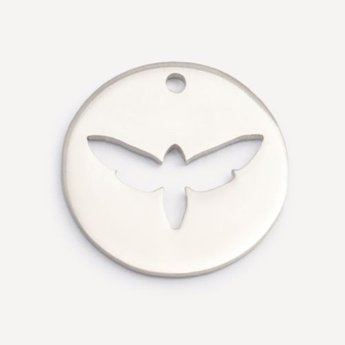 Medalik ważka