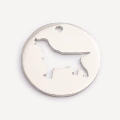 Medalik labrador
