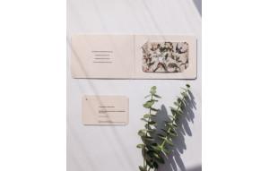 Papierowa karta podarunkowa